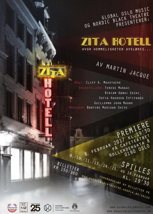 poster ZITA HOTELL