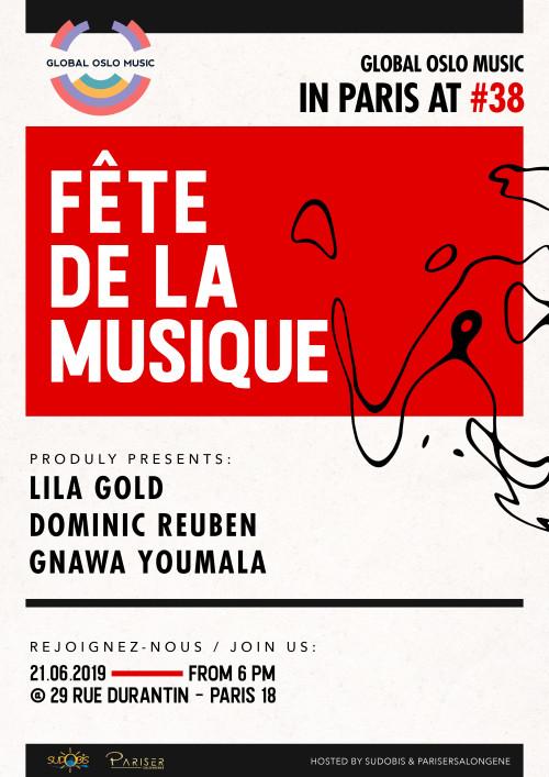Fête de la Musique_poster